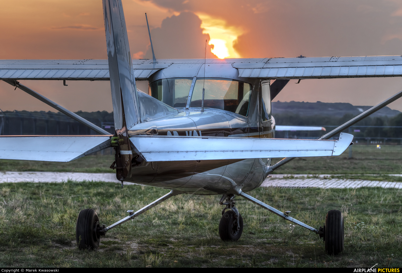 Private SP-KOL aircraft at Warsaw - Babice