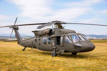 7641 - Slovakia -  Air Force Sikorsky UH-60M Black Hawk