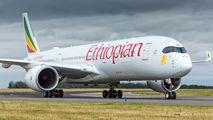 ET-AUC - Ethiopian Airlines Airbus A350-900 aircraft