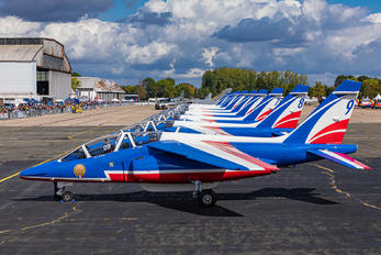 "F-TELP - France - Air Force ""Patrouille de France"" Dassault - Dornier Alpha Jet E"
