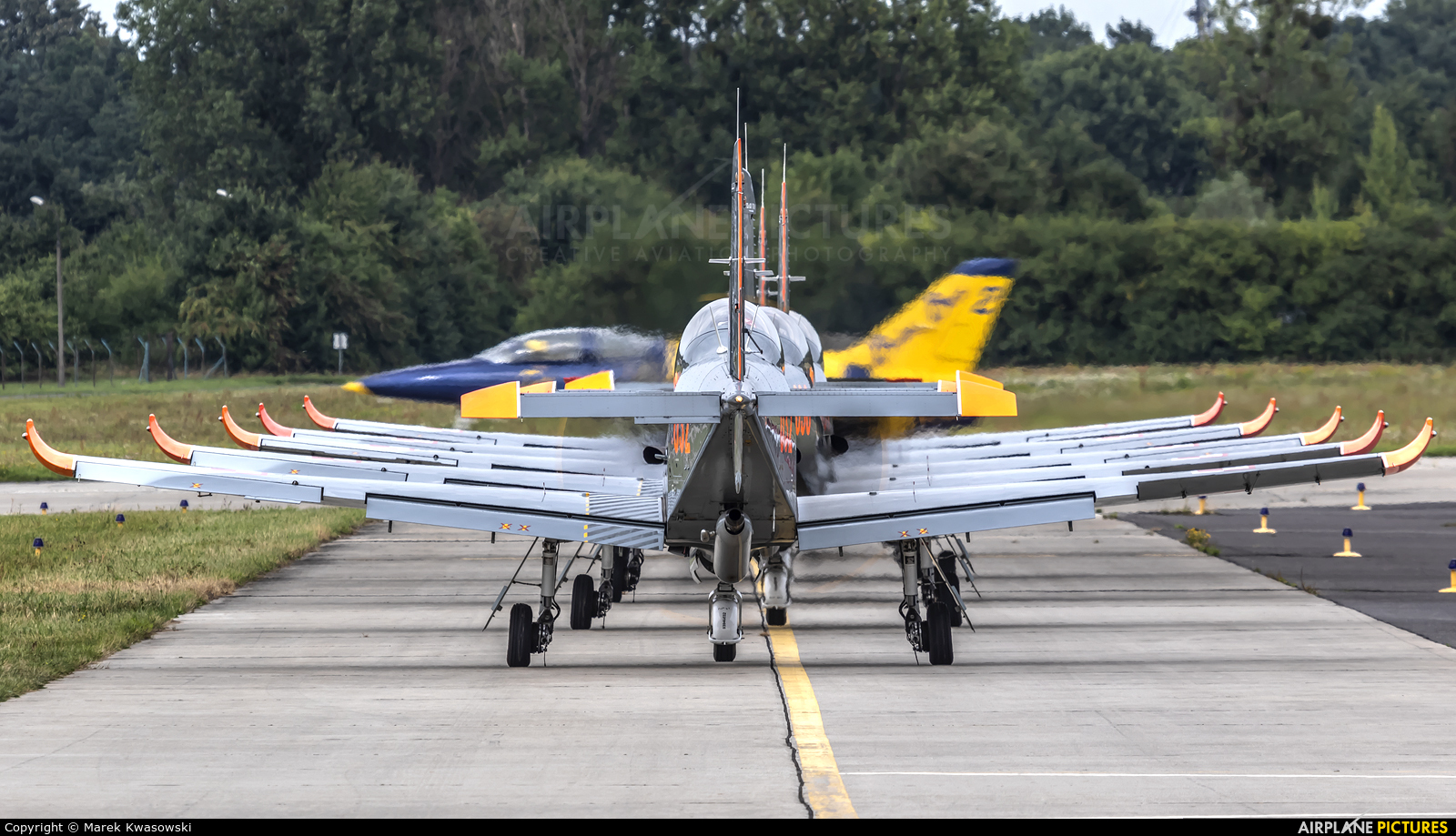 Poland - Air Force 032 aircraft at Gdynia- Babie Doły (Oksywie)