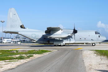 8073 - USA - Marine Corps Lockheed HC-130J Hercules