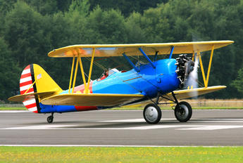 F-AZNF - Private Naval Aircraft Factory N3N Canary