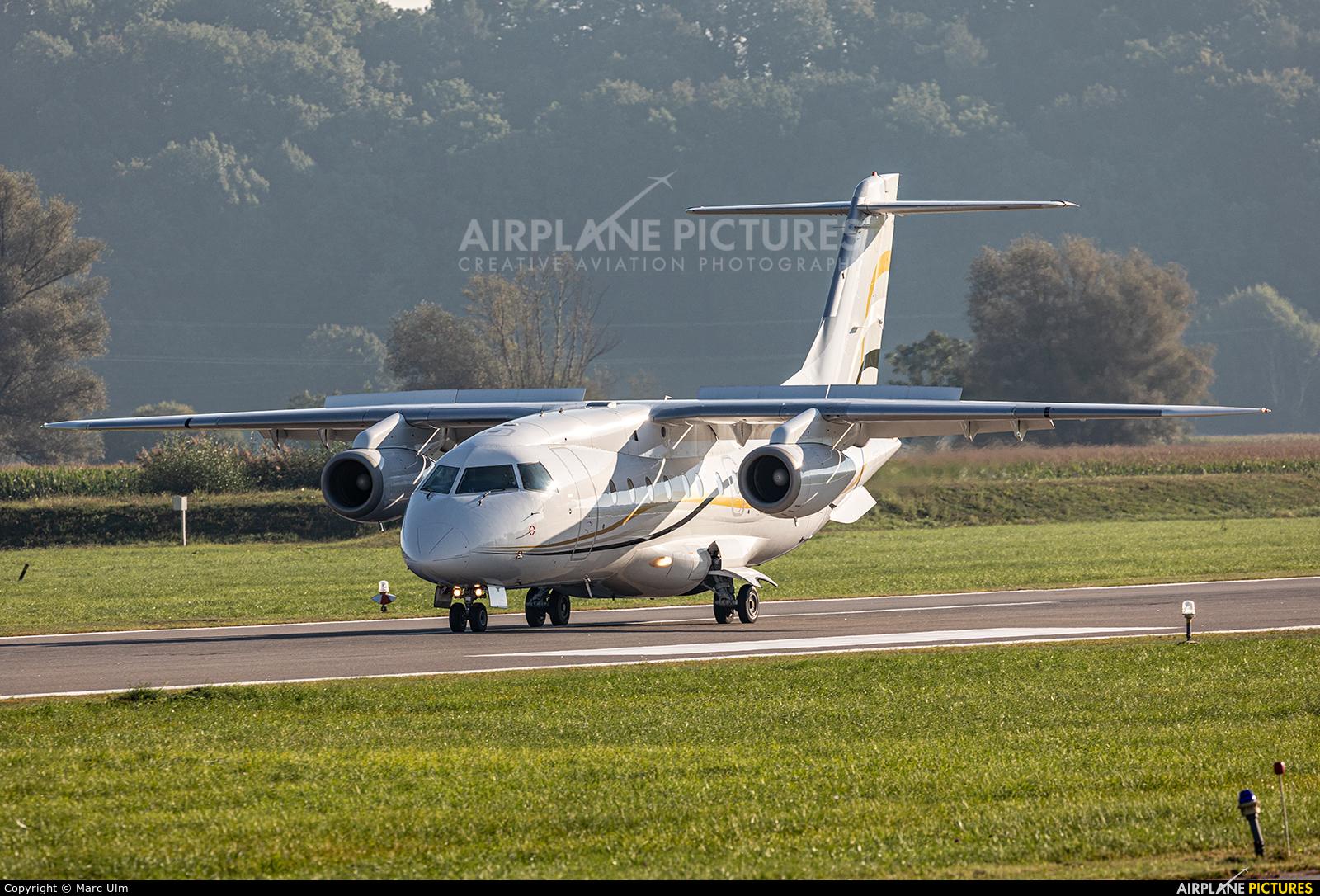Sun Air OY-NCT aircraft at Augsburg