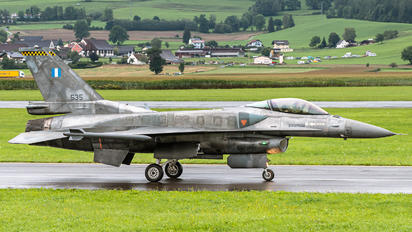 535 - Greece - Hellenic Air Force Lockheed Martin F-16CJ Fighting Falcon