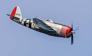 G-THUN - Private Republic P-47D Thunderbolt