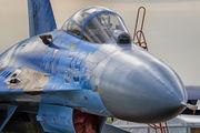 39 - Ukraine - Air Force Sukhoi Su-27 aircraft