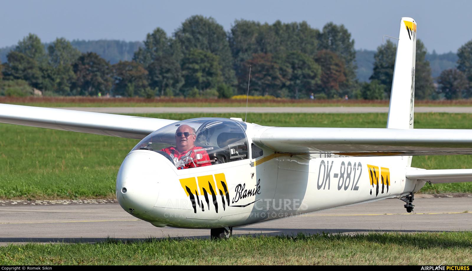 Aeroklub Czech Republic OK-8812 aircraft at Hradec Králové