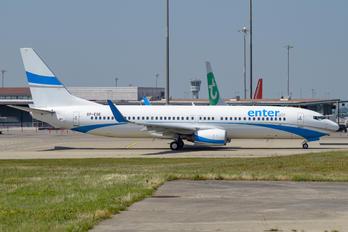 SP-ESE - Enter Air Boeing 737-800