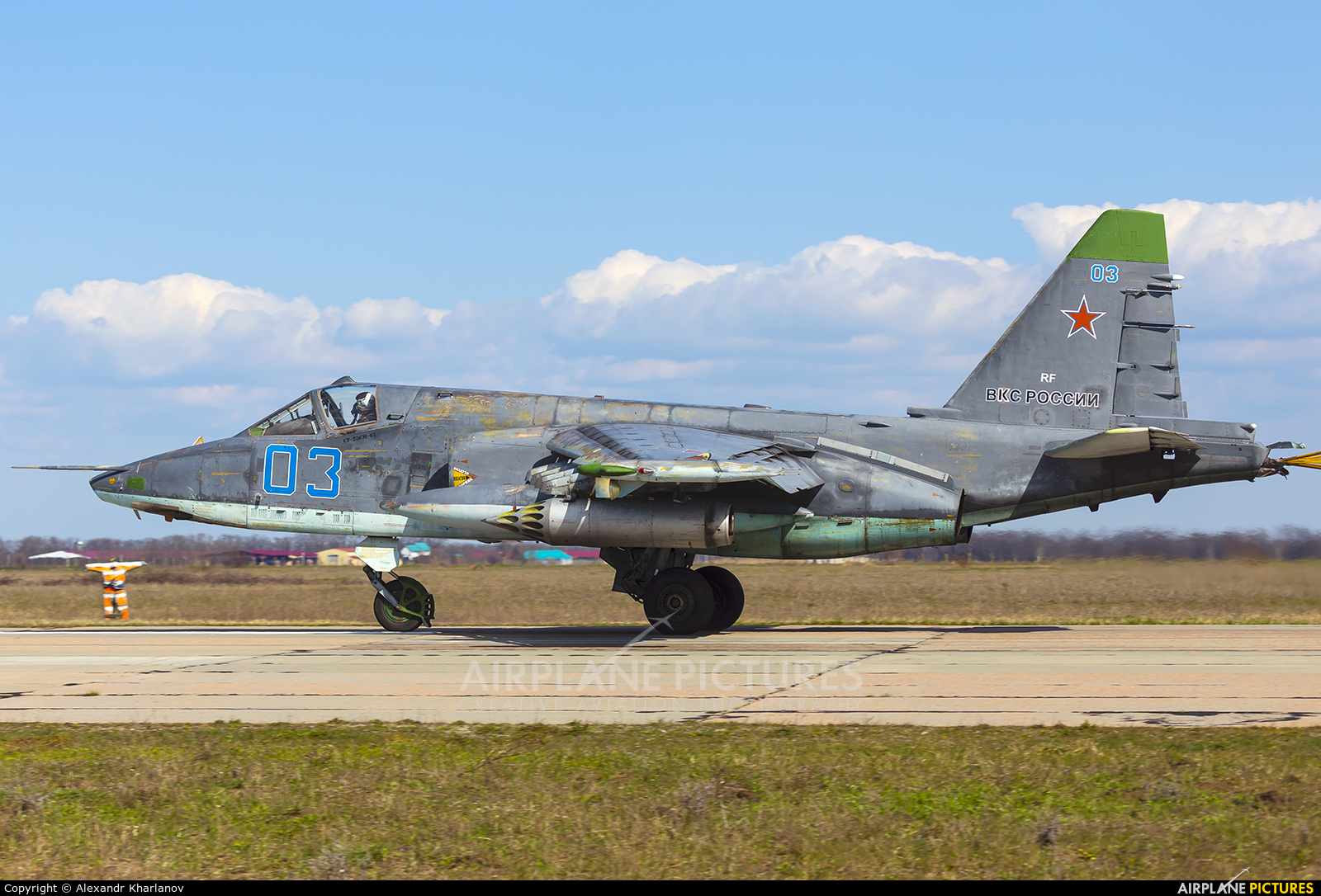 Russia - Air Force 03 aircraft at Undisclosed Location