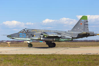 03 - Russia - Air Force Sukhoi Su-25SM