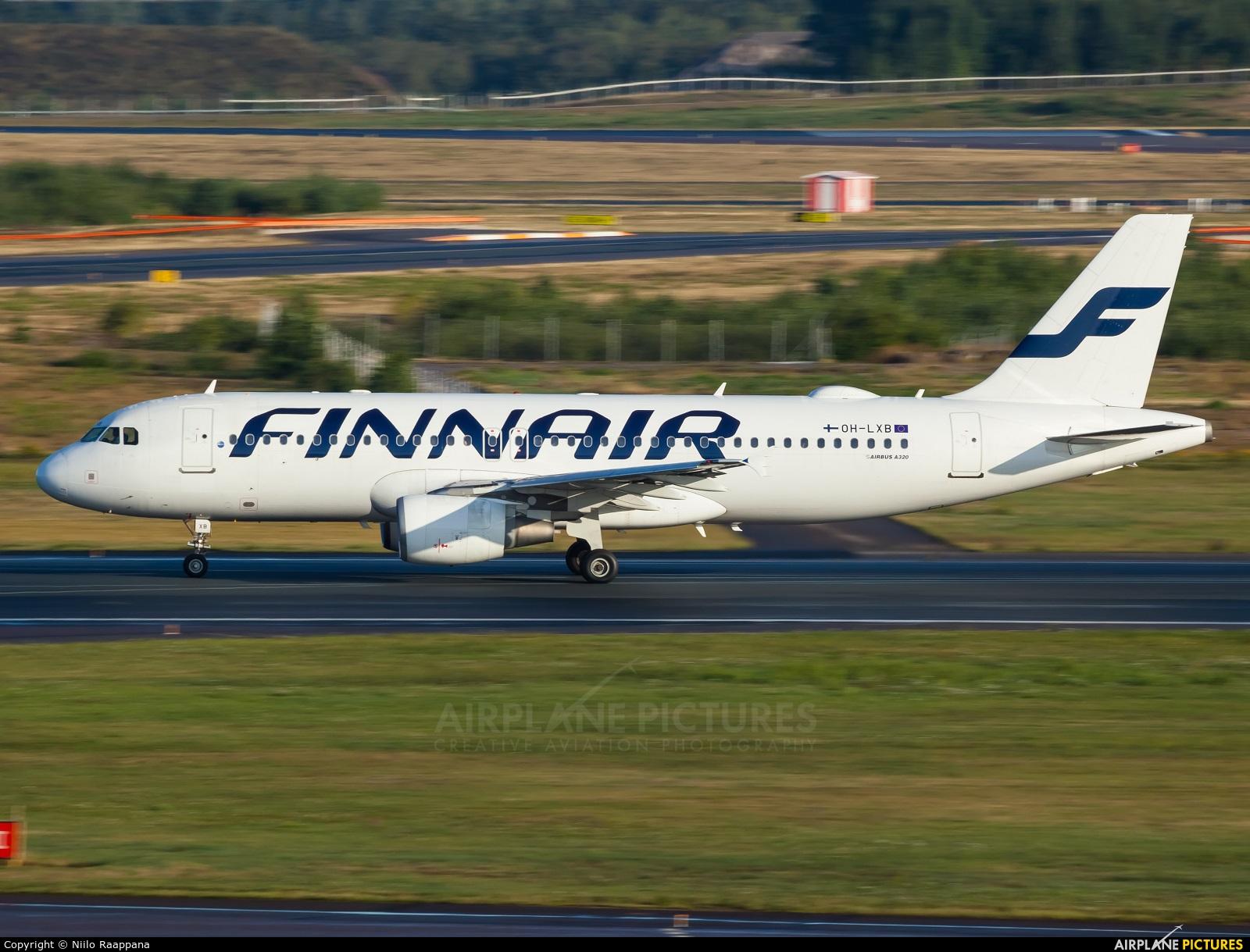 Finnair OH-LXB aircraft at Helsinki - Vantaa