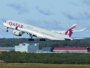 A7-ALN - Qatar Airways Airbus A350-900