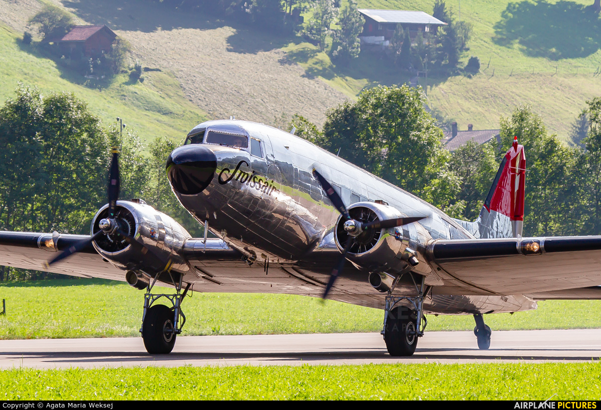 Mathys Aviation N431HM aircraft at St. Stephan