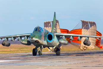 21 - Russia - Air Force Sukhoi Su-25SM
