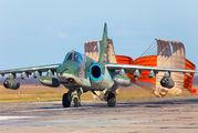 21 - Russia - Air Force Sukhoi Su-25SM aircraft