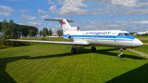 CCCP-87855 - Private Yakovlev Yak-40 aircraft