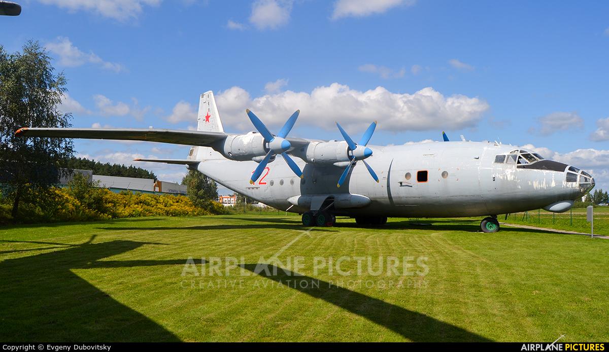 Belarus - Air Force 12 aircraft at Borovaya