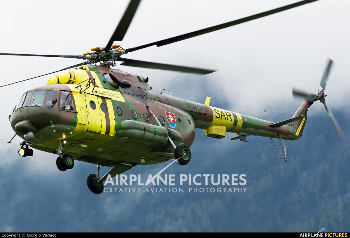 Slovakia -  Air Force 0820 aircraft at Zeltweg