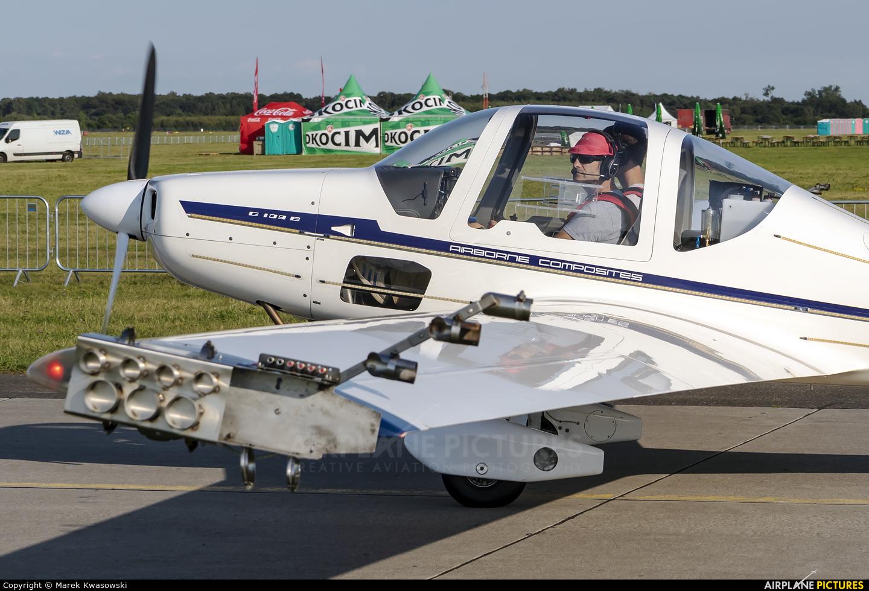 G-CINO aircraft at Gdynia- Babie Doły (Oksywie)