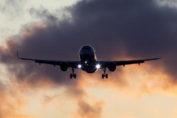 VP-BCB - Aeroflot Airbus A320