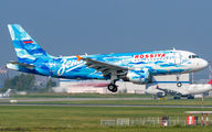 VQ-BAS - Rossiya Airbus A319 aircraft