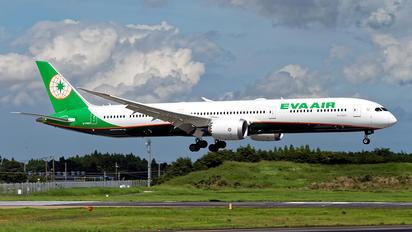 B-17803 - Eva Air Boeing 787-10 Dreamliner