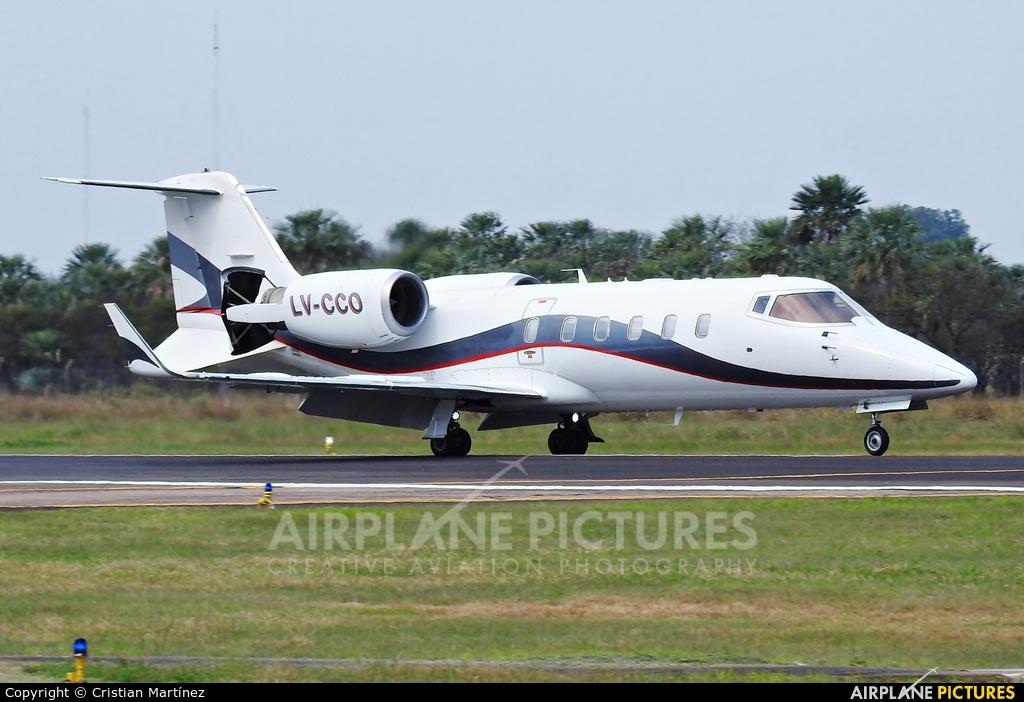 Baires Fly LV-CCO aircraft at Formosa Intl