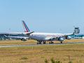France - Air Force Airbus A340-200 F-RAJA at Santiago de Compostela airport