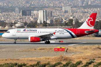 EP-TAD - ATA Airlines Iran Airbus A320