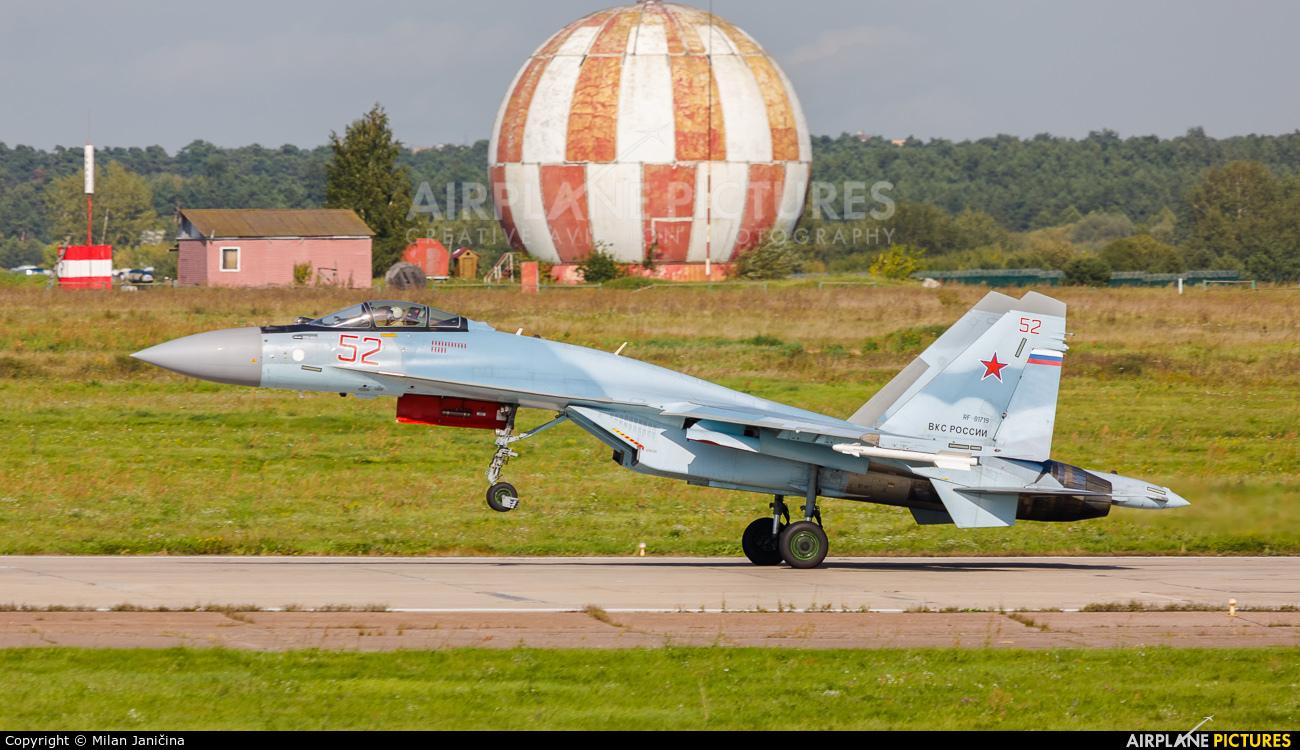 Russia - Air Force RF-81719 aircraft at Ramenskoye - Zhukovsky