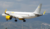 EC-MZT - Vueling Airlines Airbus A320 NEO aircraft