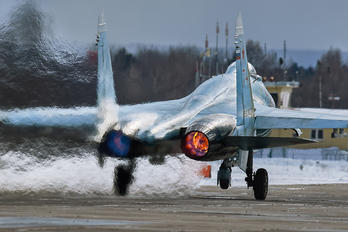 74 - Russia - Air Force Sukhoi Su-27SM