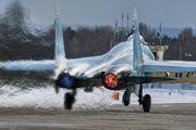 74 - Russia - Air Force Sukhoi Su-27SM aircraft