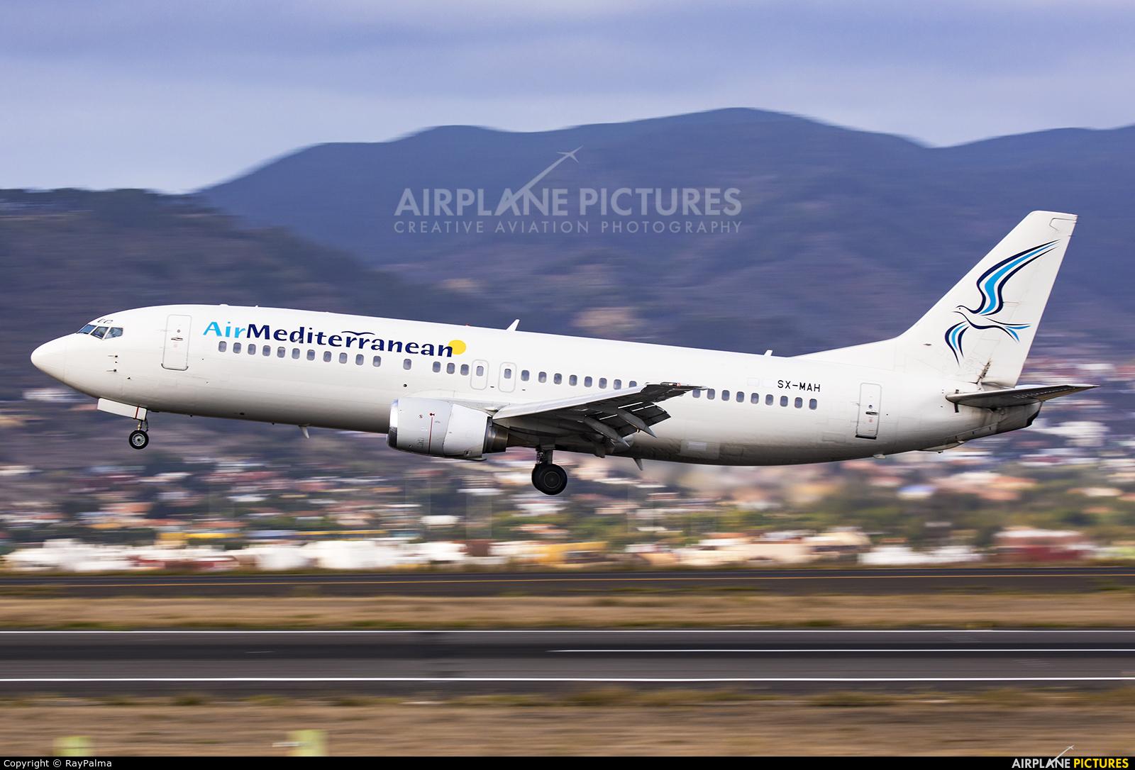 Ellinair SX-MAH aircraft at Tenerife Norte - Los Rodeos