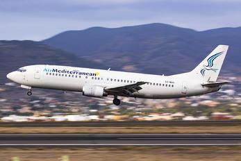 SX-MAH - Ellinair Boeing 737-400