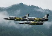 ES-YLR - Breitling Jet Team Aero L-39C Albatros aircraft