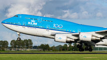 PH-BFS - KLM Boeing 747-400 aircraft
