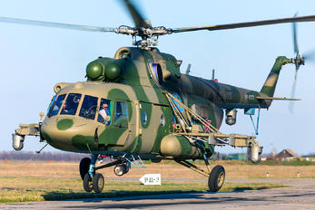 63 - Russia - Air Force Mil Mi-8AMTSh-1