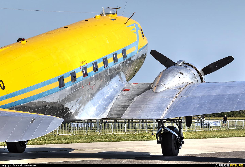 Valentuna Aviators N41CQ aircraft at Gdynia- Babie Doły (Oksywie)