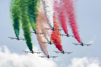 MB-339-A/PAN - Italy - Air Force Aermacchi MB-339-A/PAN