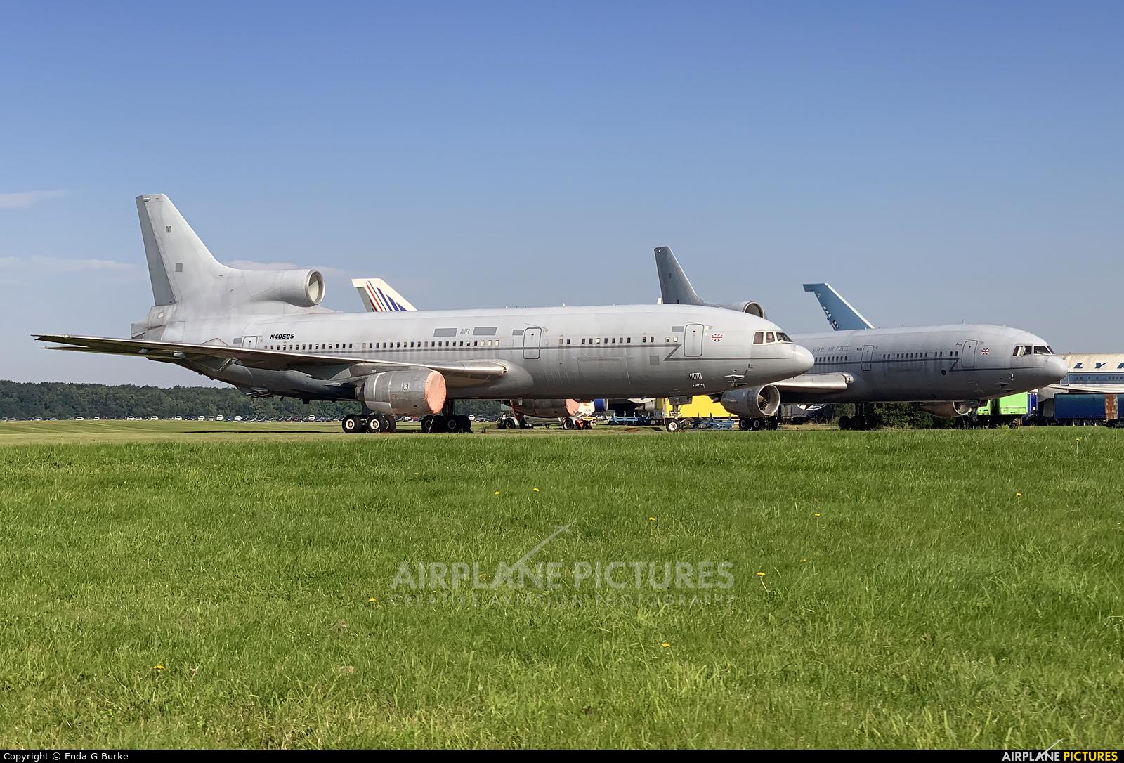 Royal Air Force ZD950 aircraft at Bruntingthorpe