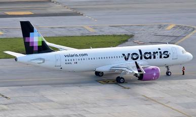 N541VL - Volaris Airbus A320 NEO