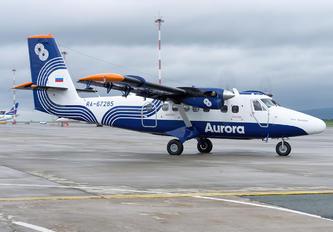 RA-67285 - Aurora de Havilland Canada DHC-6 Twin Otter