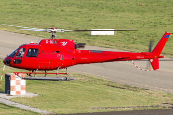 G-IGIA - Private Aerospatiale AS350 Ecureuil / Squirrel
