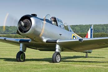 G-BYNF - Private North American NA-64 Yale