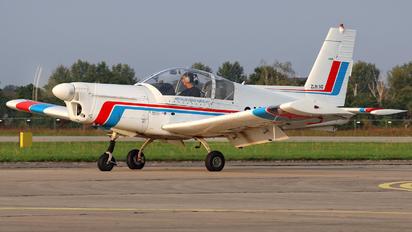 OK-MNJ - Aeroklub Hodkovice Zlín Aircraft Z-142