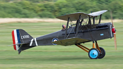 G-ERFC - Private Royal Aircraft Factory S.E.5A