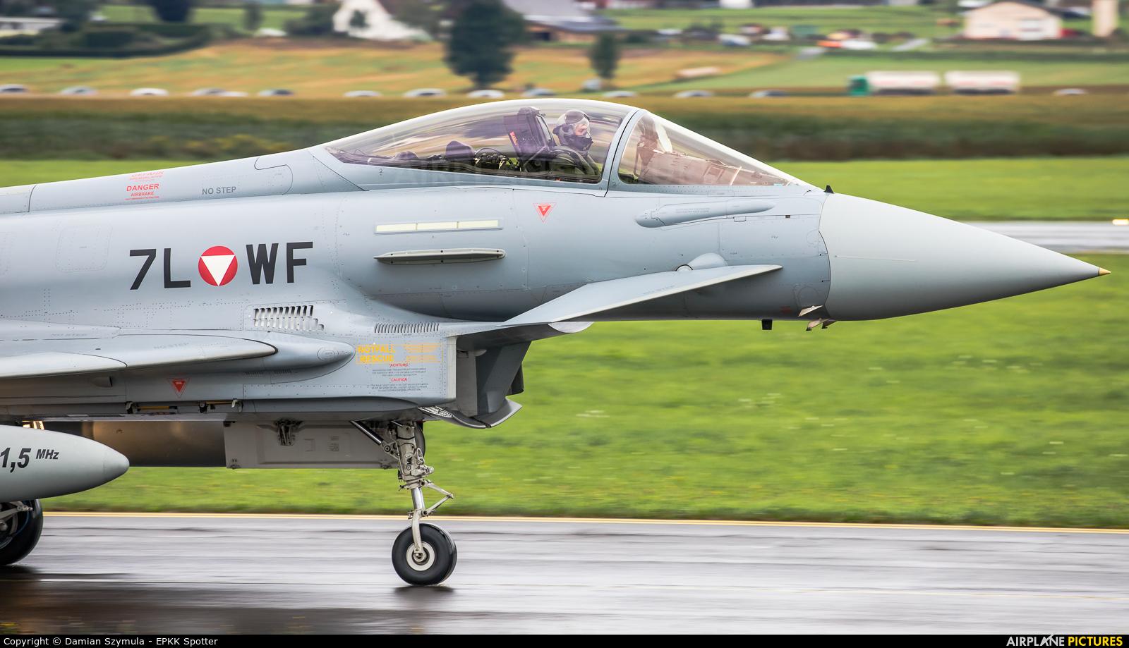 Austria - Air Force 7L-WF aircraft at Zeltweg