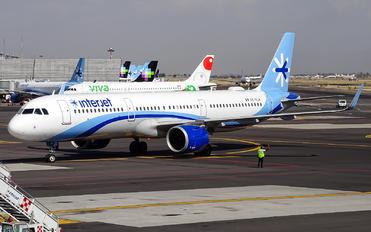 XA-RLM - Interjet Airbus A321 NEO